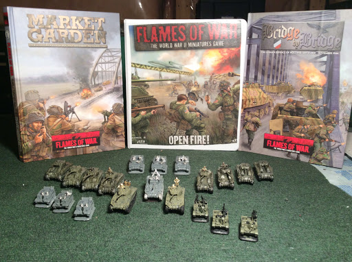 Flames of War: Market Garden Tournament – Part One