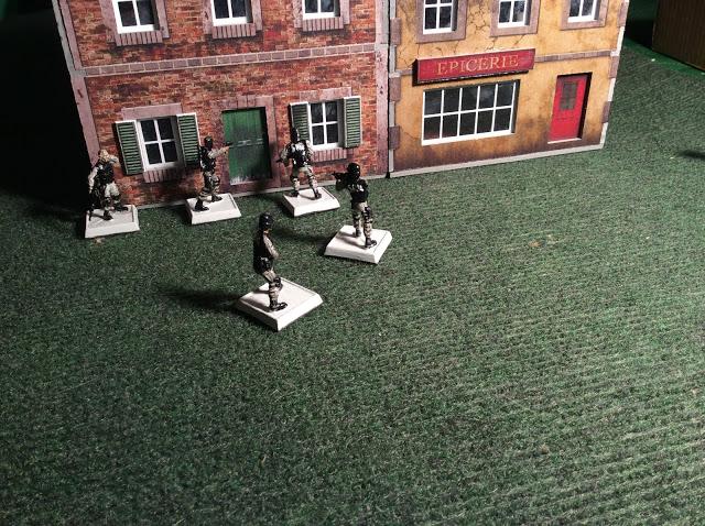SWAT Team Miniatures - 32mm