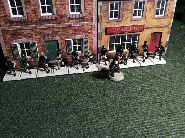 RAFM SWAT Team Miniatures