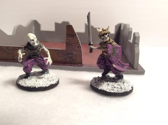 Frostgrave Skeletons
