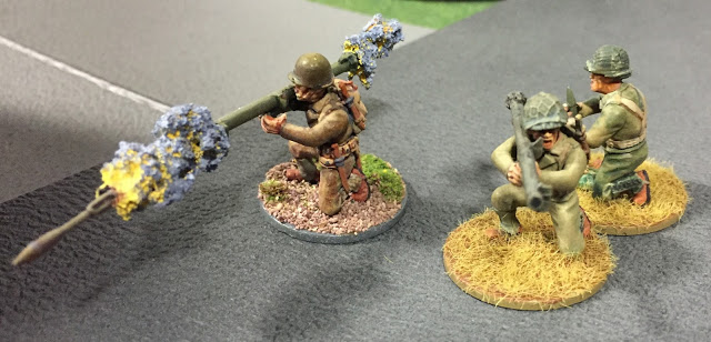 28mm Bazooka Teams