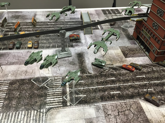 Drop Zone Commander Battle Report - UCM