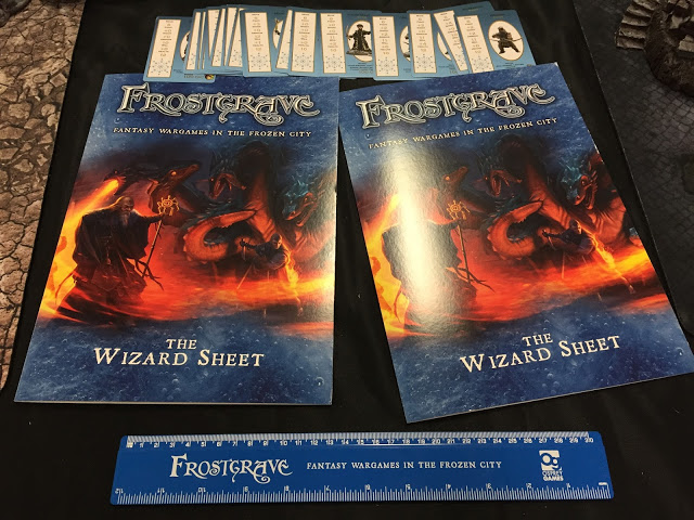Frostgrave Accessories