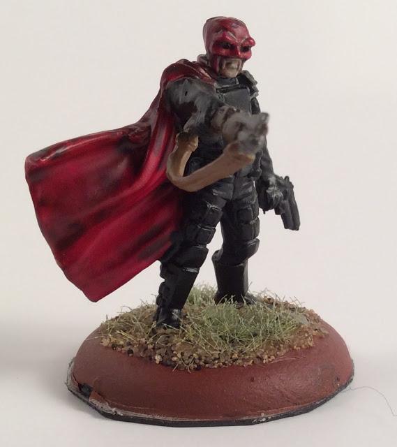 RAFM Vigilante Miniature