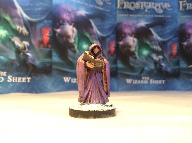 Reaper Miniatures Cultist
