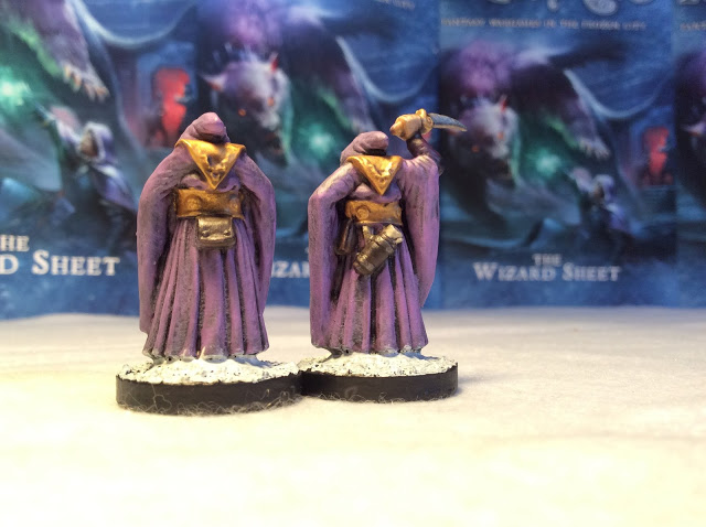Reaper Miniatures Cultists