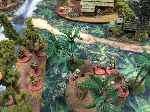 Charlie Company 20mm Miniatures Game - Vietnam