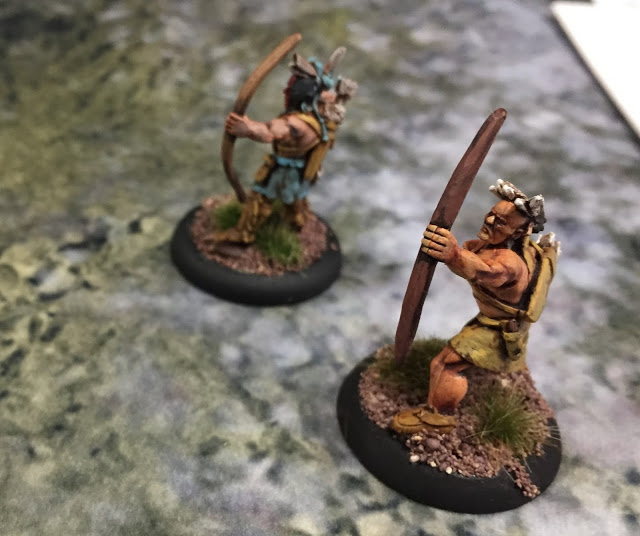 Flint and Feather Native American Miniatures 28mm