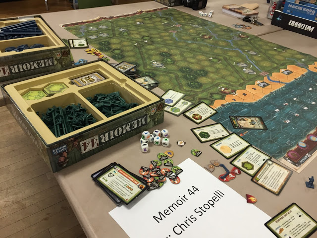 Memoir 44 at a Convention