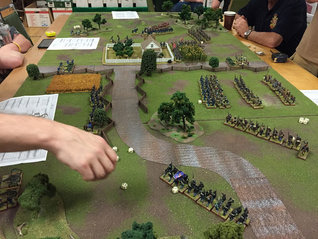 Large ACW Tabletop Game