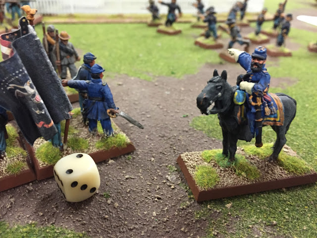 American Civil War Miniature General