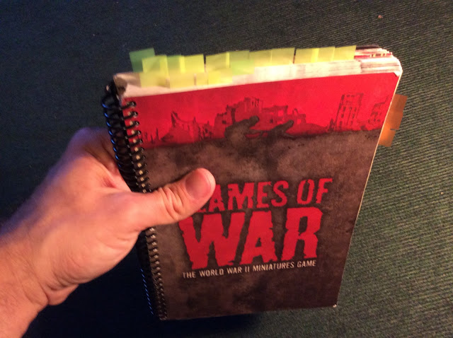 Flames of War Book