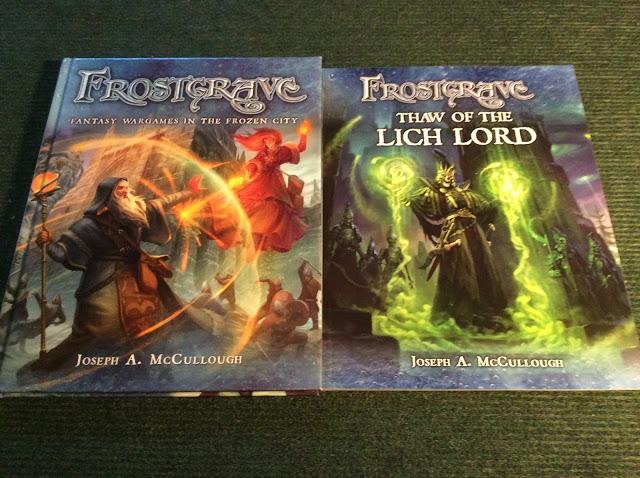 Frostgrave Books