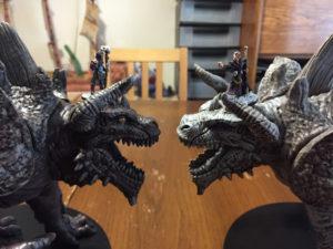 Scale of the Behemoth – Amazing!!!