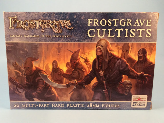 Review: Frostgrave Cultists