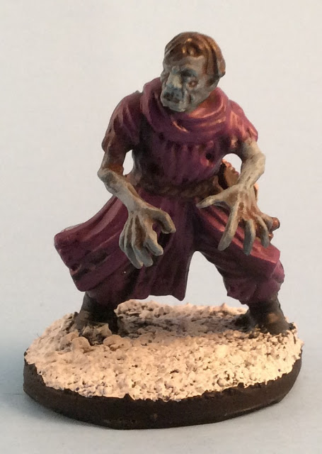 Frostgrave Zombie - Plastic Cultists Review