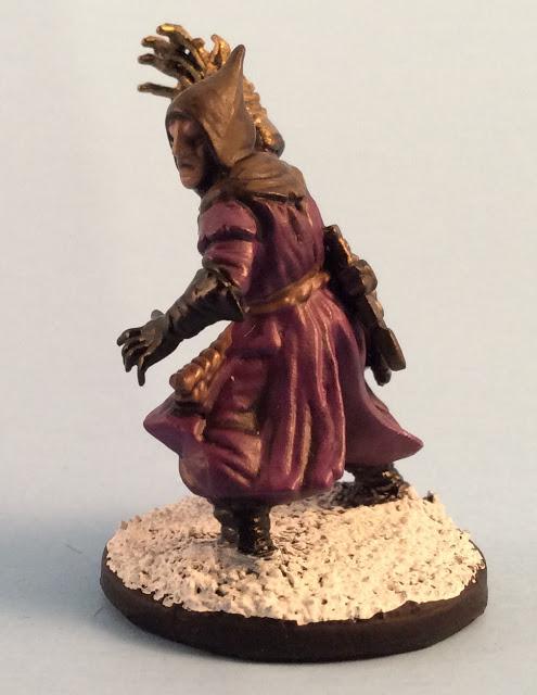 Frostgrave Treasure Hunter / Thief