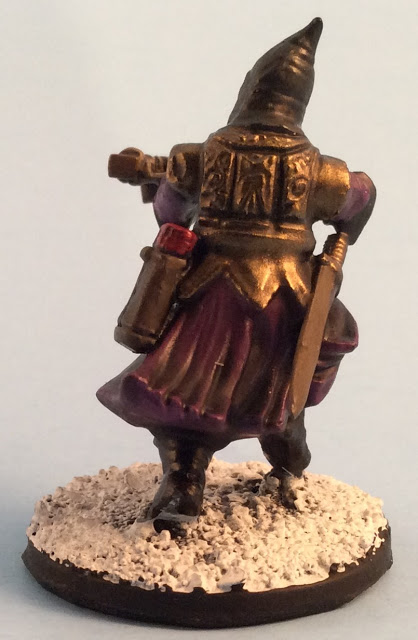 Frostgrave Cultist Marksman - Frostgrave Plastic Cultists Review