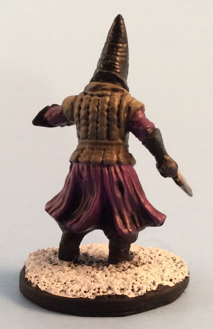 Frostgrave Cultist Crow Master - Frostgrave Plastic Cultists Review