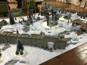 Battle Report: Frostgrave at Over The Top 2016