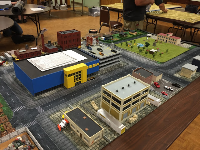 Broadsword 2 Convention Report