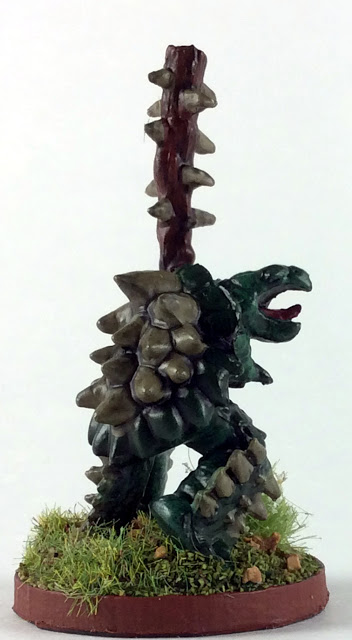 Spikeshell Warriors Reaper Miniatures