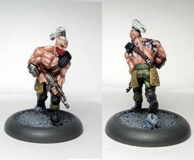 RAFM Miniature