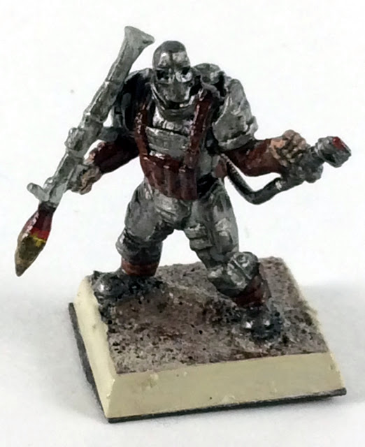 Tin Man Miniature - RAFM - USX Modern Day Heroes