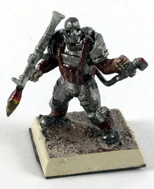 Tin Man Miniature  - RAFM - USX Modern Day Heroes