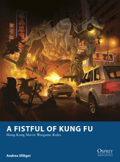 Review of A Fistful of Kung Fu