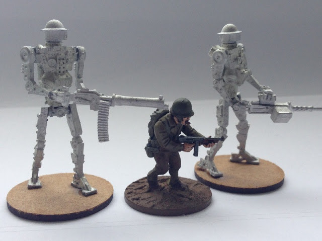 Miniatures Scale Comparison