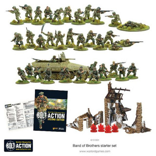 Whats in the Bolt Action 2 Starter Box