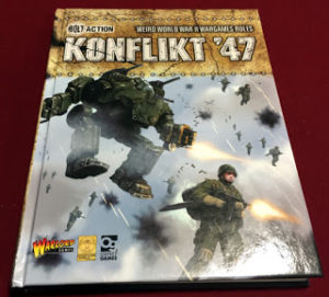 Konflikt '47 – It Arrived!!!