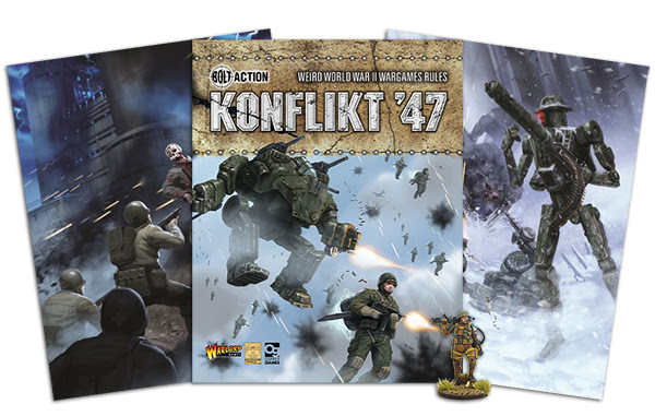 Growing Excitement – Bolt Action 2 and Konflikt '47