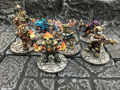 Ganesha Games Possessed Dwarfs