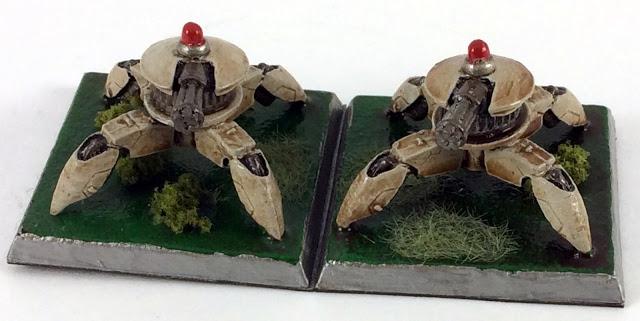 Robotic Miniatures