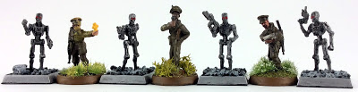 Warlord Games vs Reaper Miniatures Scale Comparison
