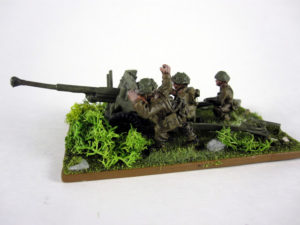Showcase: British 6 Pounder Anti-Tank Gun for Bolt Action