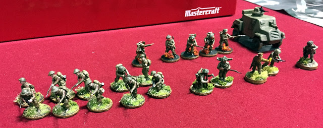 500 Point British Bolt Action Army