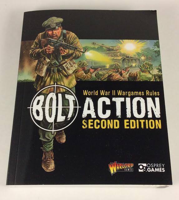Bolt Action 2 Rule book