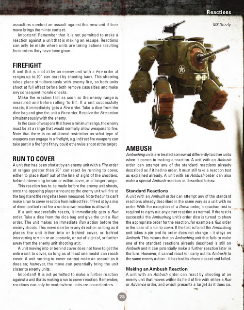 Review of Konflikt '47 by Osprey Publishing