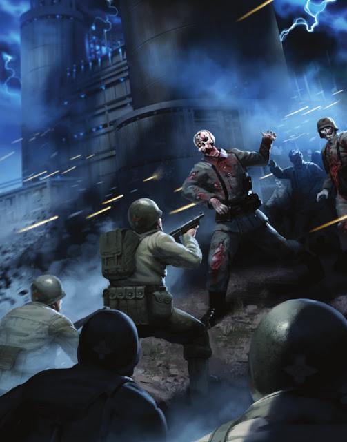 Konflikt '47 Published by Osprey Games - Review
