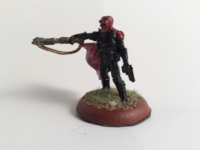 Vigilante Miniature