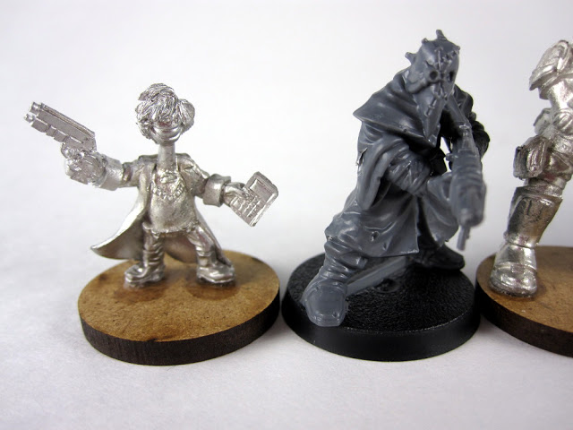 Budget Bases for Miniatures