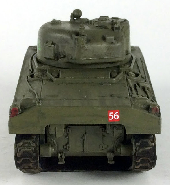 Sherman for Bolt Action or Konflikt '47