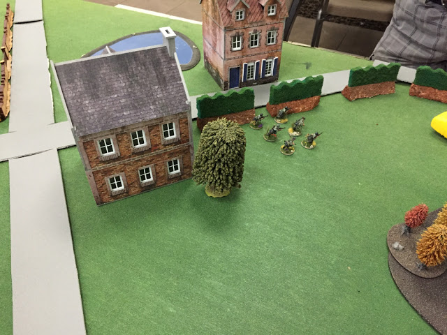 Bolt Action Battle Report