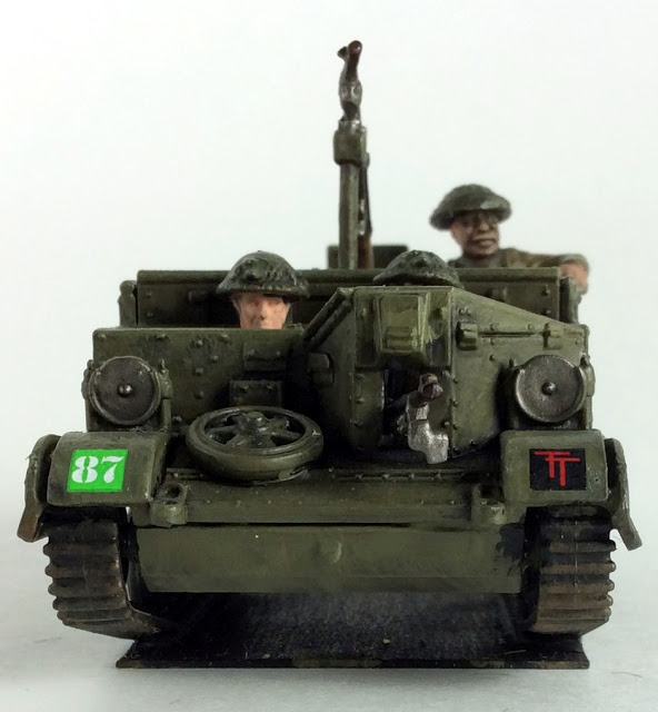 Universal Carrier for Bolt Action