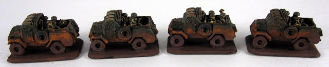 Flames of War Transport Units