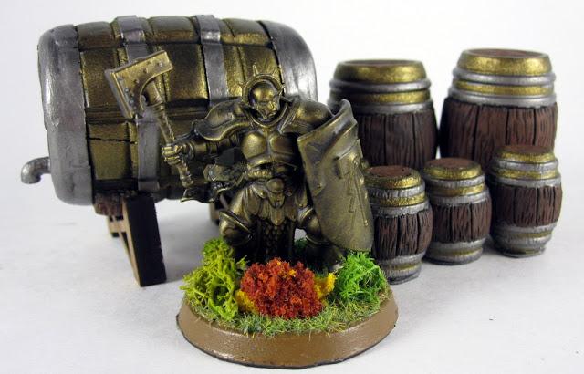 Terrain review for miniature Wargames