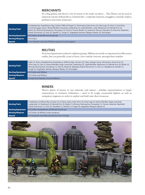 Rogue Stars published by Osprey Wargames